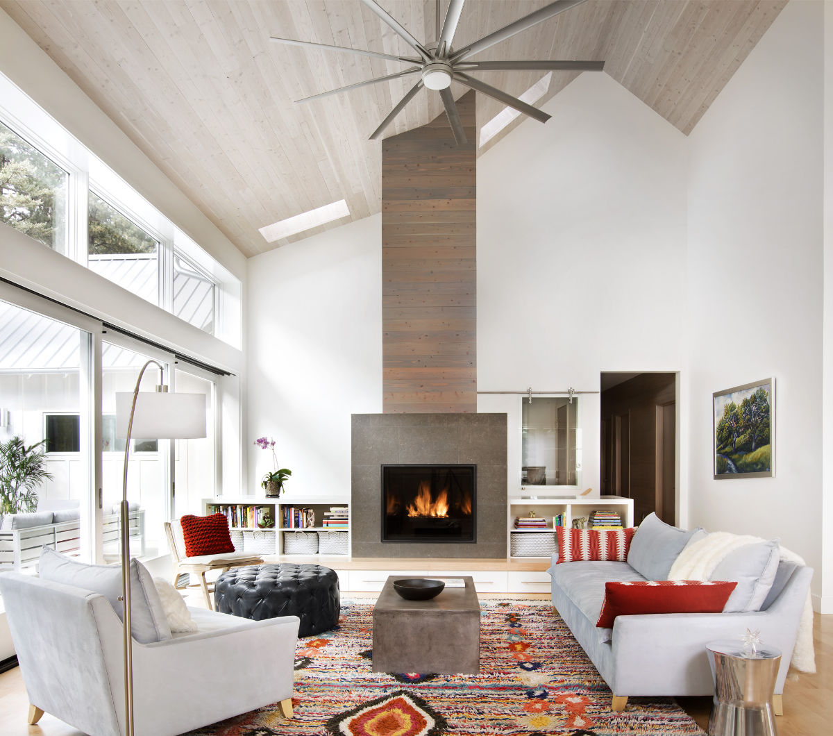 living-room-with-fire-place-in-Edgell-Custom-home