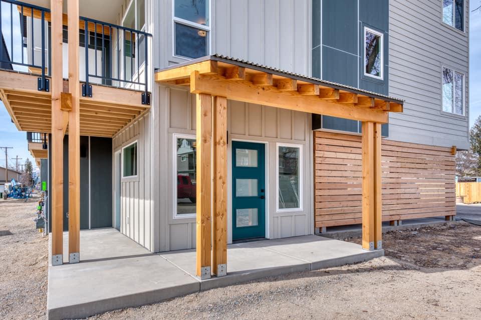 Exterior-shot-of-Edgell-built-townhome