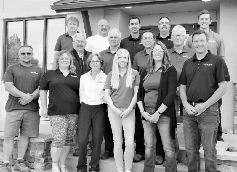 Edgell Building Team Photo